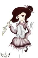 Mystiq [Old] by OpalesquePrincess