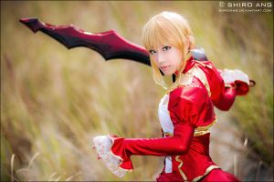 FATE EXTRA - 01 by shiroang