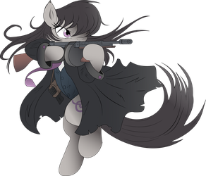 You'll be begging for a bullet before it's over! by ShySolid