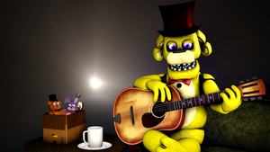 How about a nice soundtrack?-Springbonnie by TalonDang