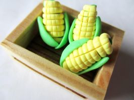 Miniature Corn by Shiritsu