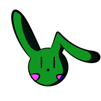 Green Bunny by PlainPilot