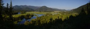 Clark Fork River 2012-06-25 by eRality