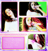 +Photopack Selena Gomez by iSparksOfLies