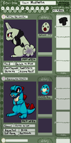 PMD-E: Team Mudbelly by ForgottenDreamsSF