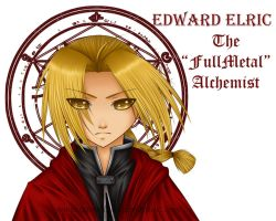FMA - The FullMetal Alchemist by NaonBlake