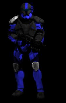 Clone Commando:Captain Strikes by TheDman502