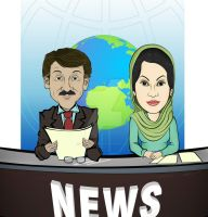 News Puppets by mrmohiuddin
