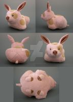 Rappig Plush by WhittyKitty