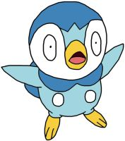 Piplup Funny 2 by GEORDINHO