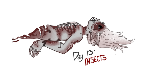 13 - Insects by Indighosty