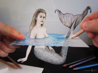 Mermaid by AlessandroDIDDI