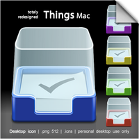 Things icon totally redraw by GianlucaDivisi