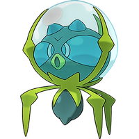 Dewpider: Water and Bug type