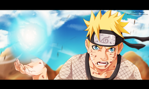 Naruto 697 by KhalilXPirates