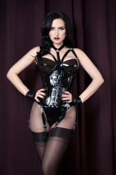 Sinical nylons by SisterSinister