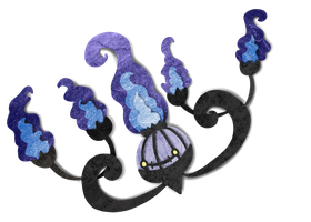 :PC: Chandelure by Saria48