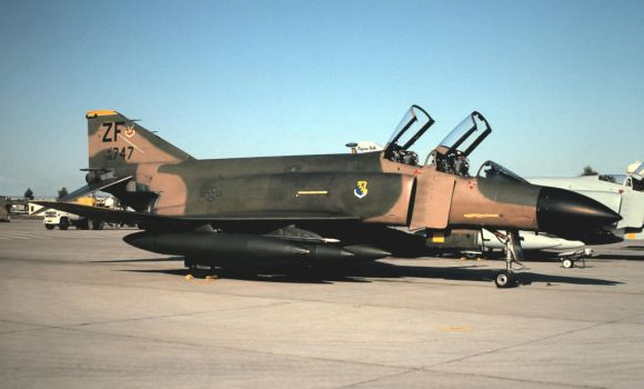 F-4D in 'Wraparound' No. 1 by F16CrewChief