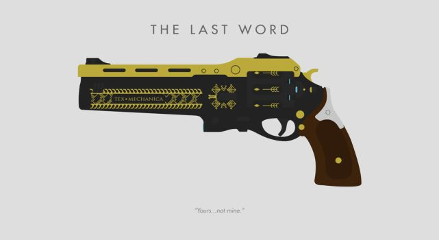 The Last Word by wabbajacked