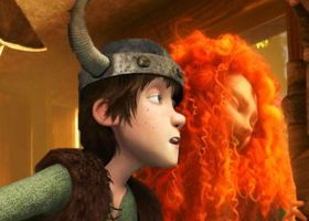 Hiccup You Are Too Close by MeridaDiAngelo