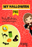 My Halloween PNG MichellEditions by MichellEditions