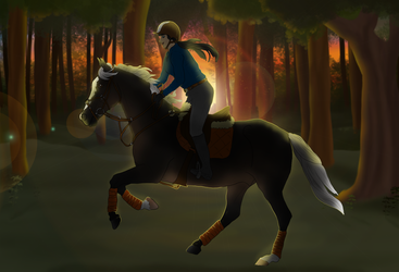 From Eden by EquestrianWorld