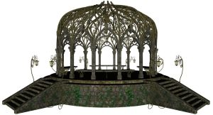 gazebo by stock-cmoura