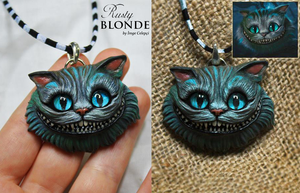 Cheshire Cat by imge