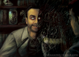Sinister Psychologist by cinemamind