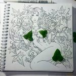 Instaart  - Poison Ivy (NSFW on Patreon) by Candra