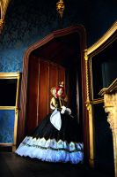 Queen's Chamber by Cytanin