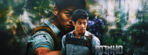 Minho - The Maze Runner by BusraGural