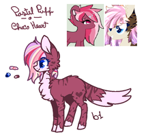 Mlp: Pastel Puff (Shipping Result) by BlackTempestBrony