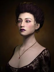Lady Medea by chachah