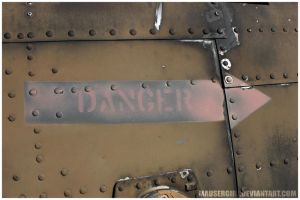 Danger by MauserGirl