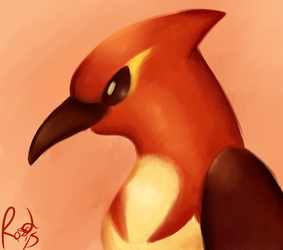 Fletchinder Painting by DiRosso