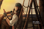 Young Jack sparrow Tribute by RoseDraconite