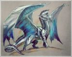 - Silver Dragon - by BioV-xen