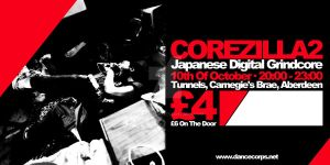 Corezilla 2 Ticket by GodlikeMcx