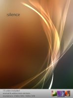 :silence wallpaper pack by paaco