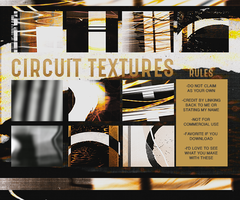 Circuits Texture Pack by Smol-Riddle