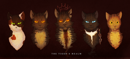 The Tiger's Realm by Shatterwing123