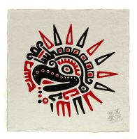 Aztec Eagle_1 by cebdeSIGN