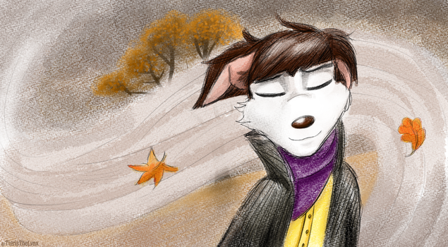 Blow Away by TigrisTheLynx
