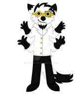 .:|Back And Forth: Doctor Volt|:. by Jersey-Cat