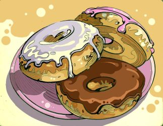 donuts by rudat