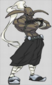 Old Style Gothax by TUS