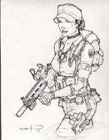 Lady Jaye by Wry1