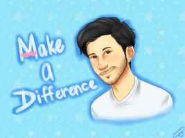 Make A Difference by InZaNe15