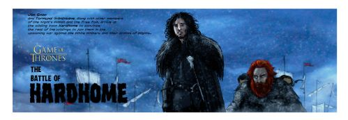 Game of Thrones The Battle of Hardhome. by alejanfigueroa